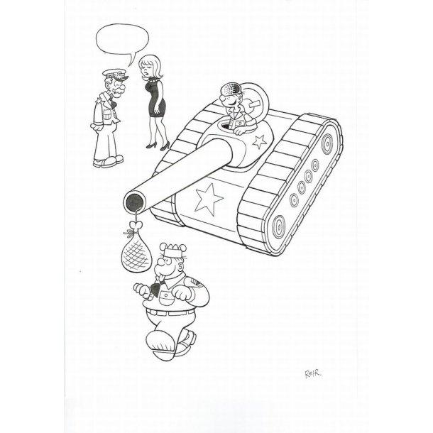 Henrik Rehr - Lokkemad, cover art