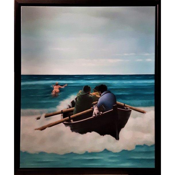 Ole Ahlberg - ''The Swim
