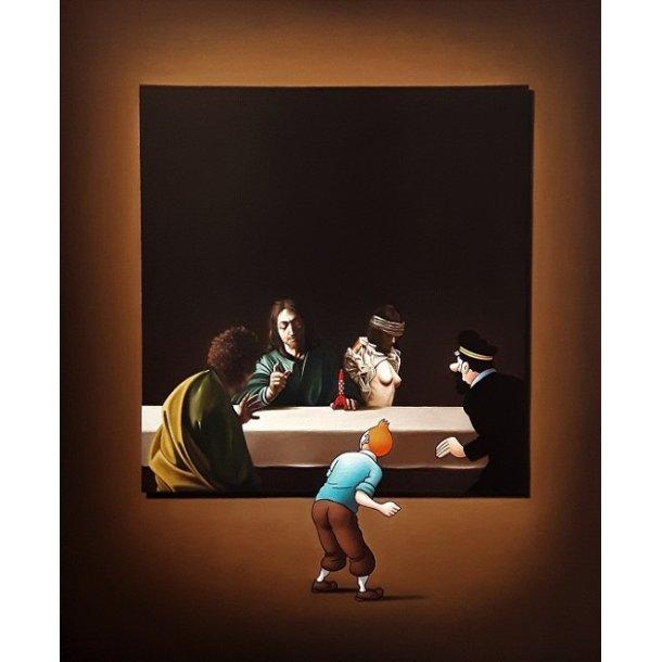 Ole Ahlberg - Caravaggio's Prophet, 2017