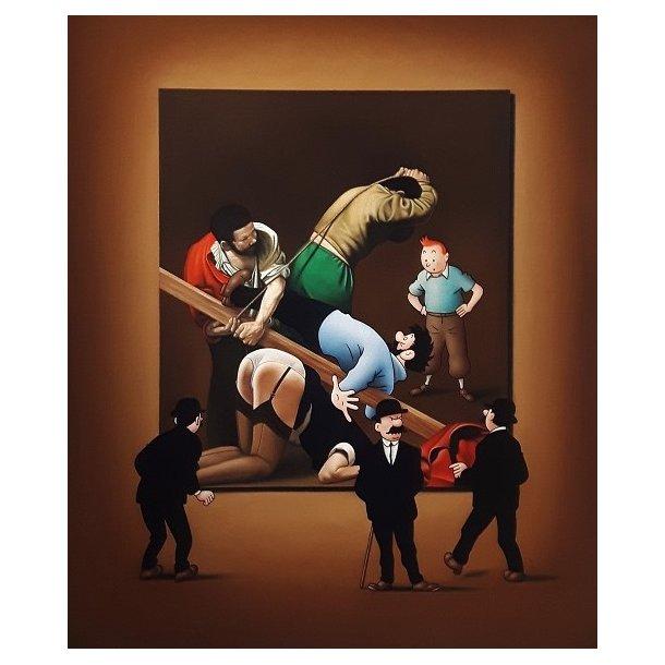 Ole Ahlberg - Circo di Caravaggio, 2017