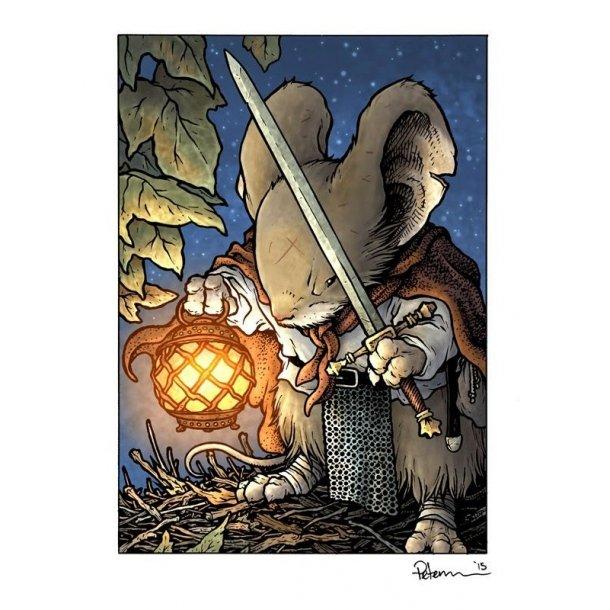 David Petersen - Saxo Lantern