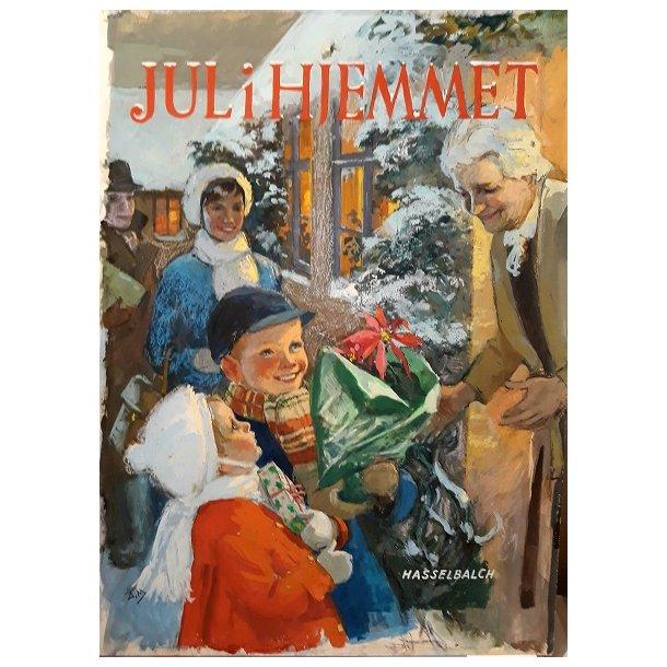 Axel Mathiesen - Jul i hjemmet 1961 eller 1962