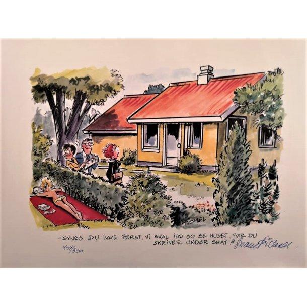 Franz Füchsel - Villa med udsigt