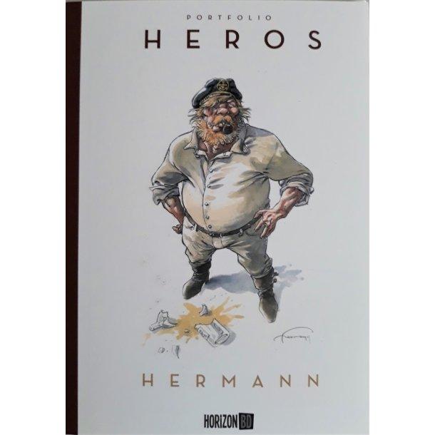 Hermann - ''Helte'', portfolio