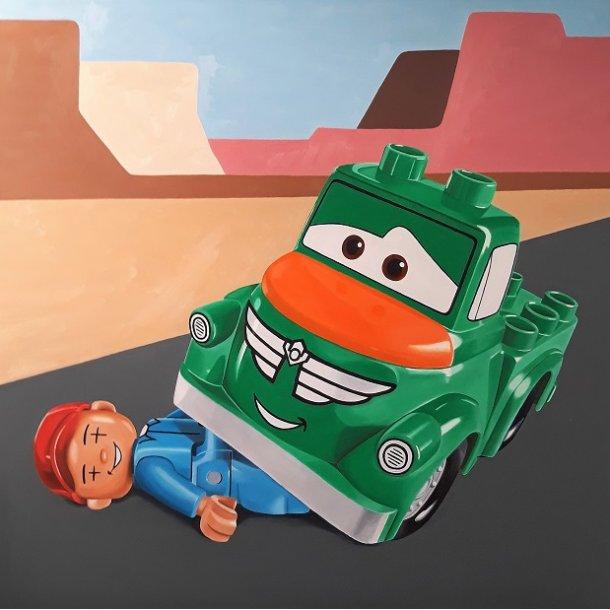 Svend A. - Peter og lastbilen