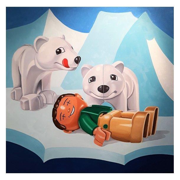 Svend A. - Poul og isbjørnene