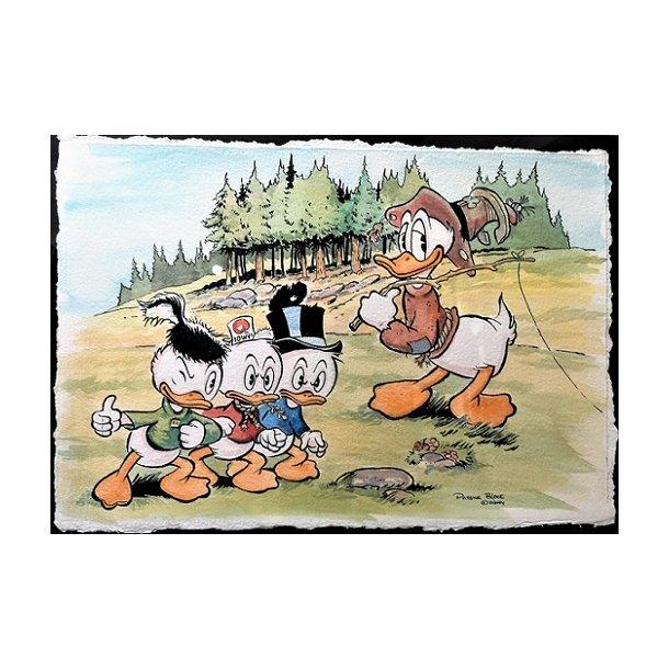 Patrick Block - Hillbilly Ducks 01