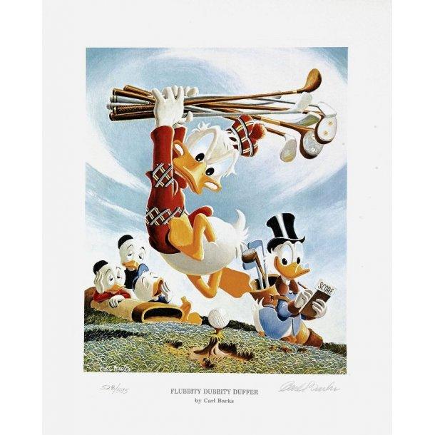 Carl Barks - Flubbity Dubbity Duffer