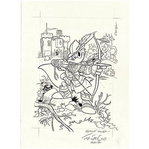 Freccero - Robin And, cover