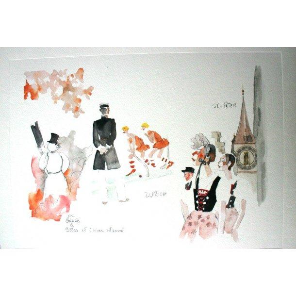 Hugo Pratt - Et in Helvetia Corto (1991) 06