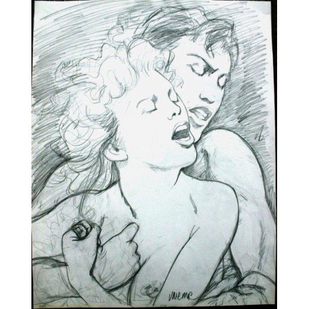 Varenne - Erotic couple