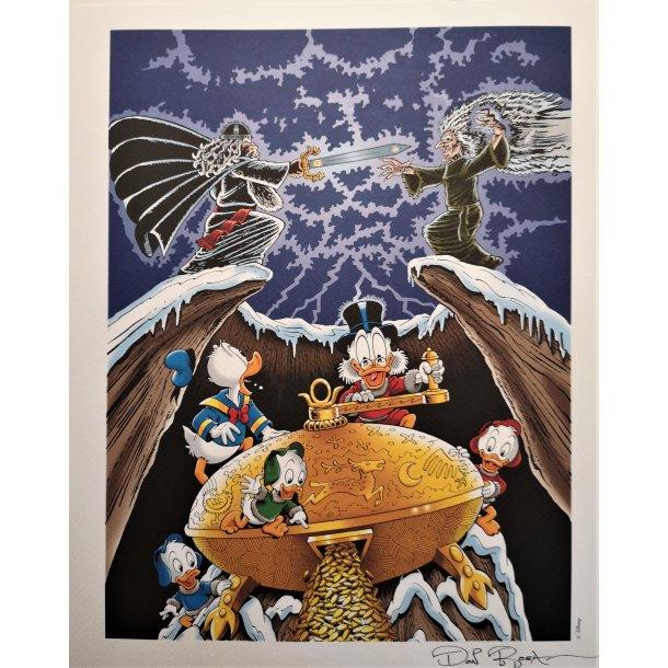 Don Rosa - Jagten på guldmøllen