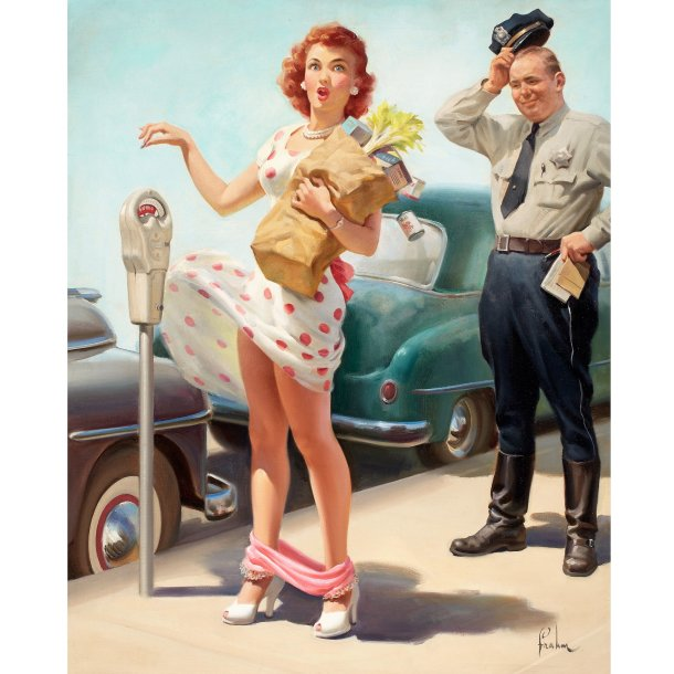Art Frahm - No time to lose