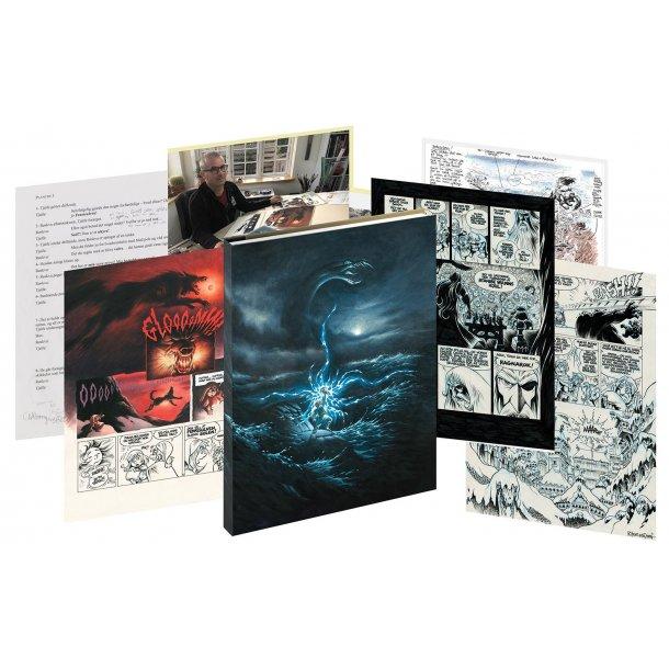 Peter Madsen - Valhalla Original Art Edition III/V